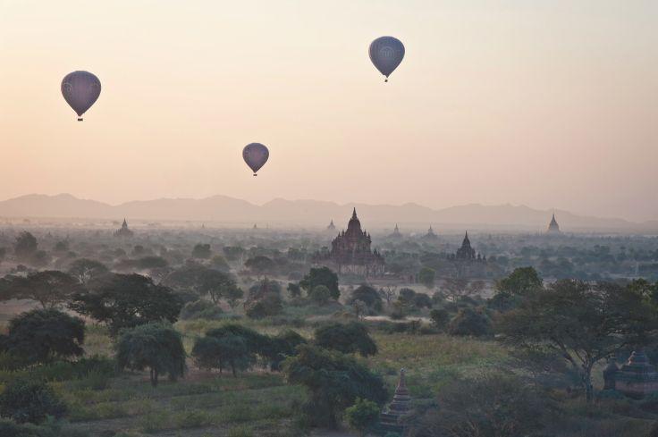 Pagan - Birmanie