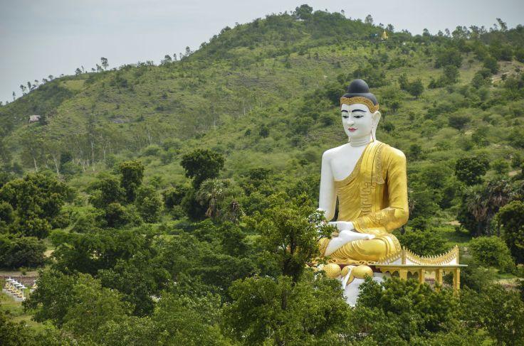 Monywa - Sagaing - Birmanie