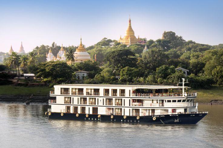 Croisière sur l'Irrawaddy - Birmanie