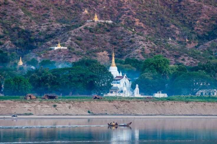 Sagaing - Birmanie
