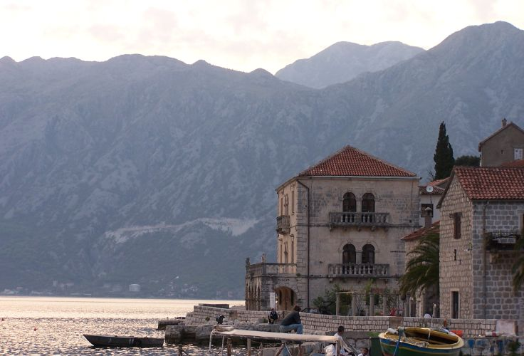 Perast - Kotor - Monténégro