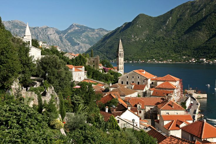 Des montagnes à la mer - Le Monténégro en hôtels de charme