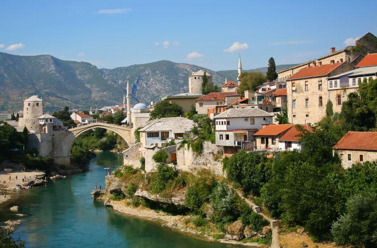 Mostar - Bosnie