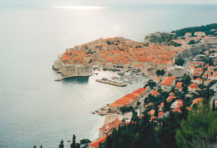 Dubrovnik - Dalmatie - Croatie