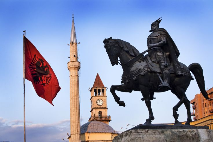 Tirana - Albanie