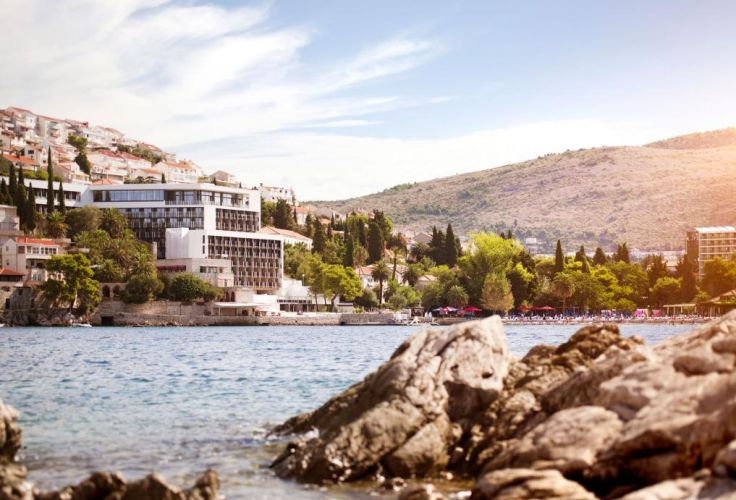 Hotel Kompas - Dubrovnik - Croatie