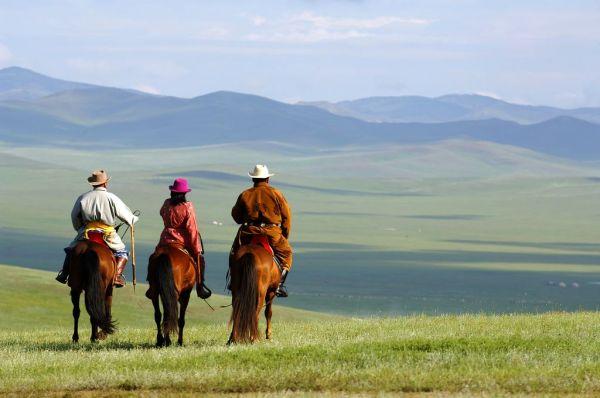Transsibérien - De Moscou à Pékin, sur les pas de Gengis Khan