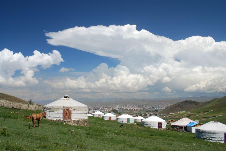 Oulan-Bator - Mongolie