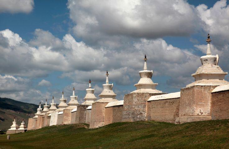 Erdene Zuu - Kharkhorin - Mongolie