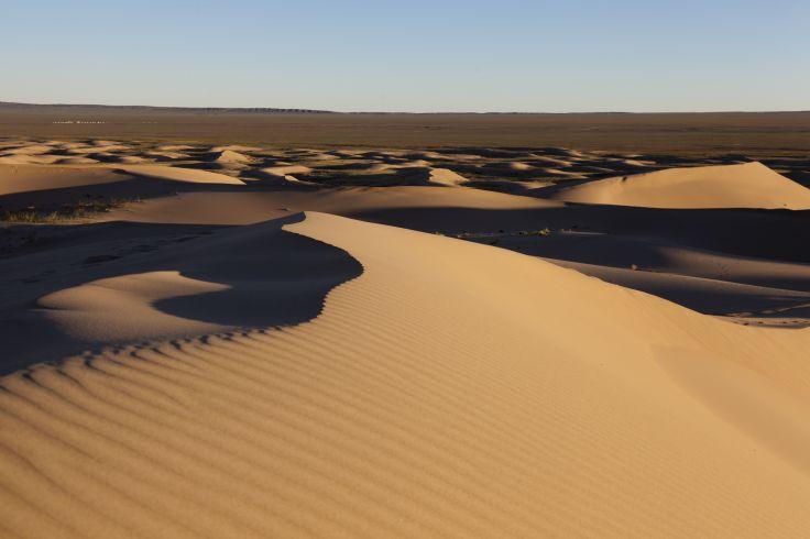 Désert de Gobi - Mongolie
