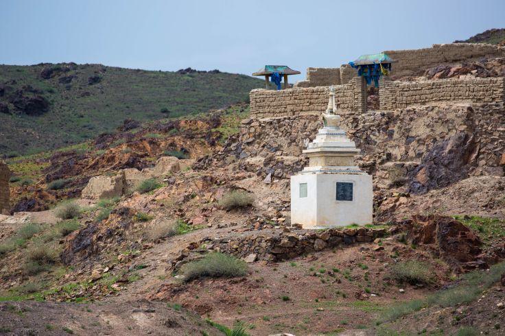 Monastère d'Ongi - Mongolie