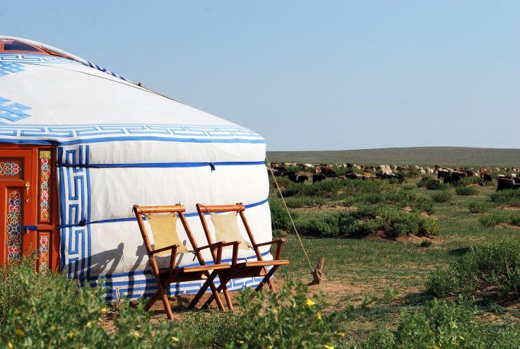 Ursa Major Geolodge - Orkhon - Mongolie