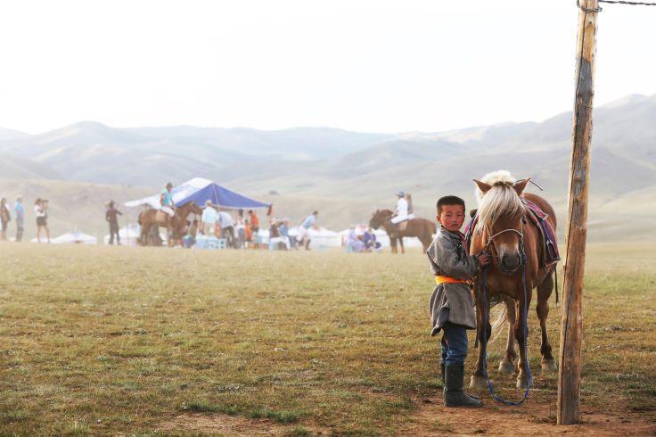 Orkhon - Mongolie