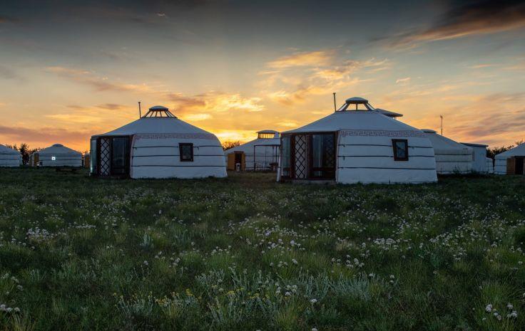 Parc national de Gobi Gurvansaikhan - Mongolie