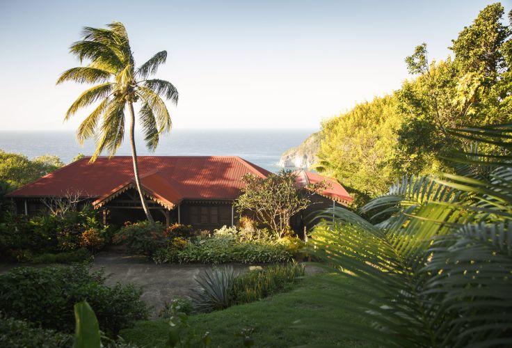 Jardin Botanique de Deshaies - Guadeloupe