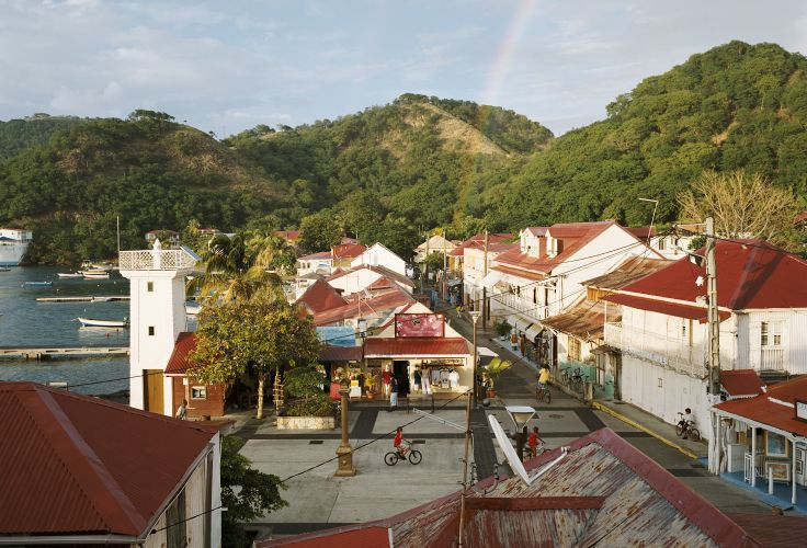Les Saintes - Terre-de-Haute - Guadeloupe