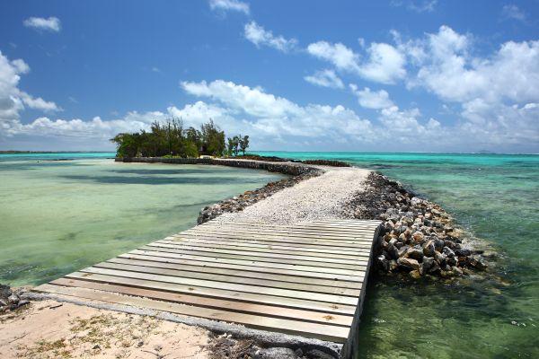 Sur Mesure à Maurice : Un îlot privé à l'île Maurice