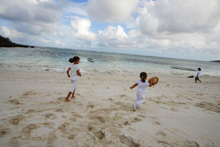 Noël & Nouvel An - Plage chic en famille à l'île Maurice