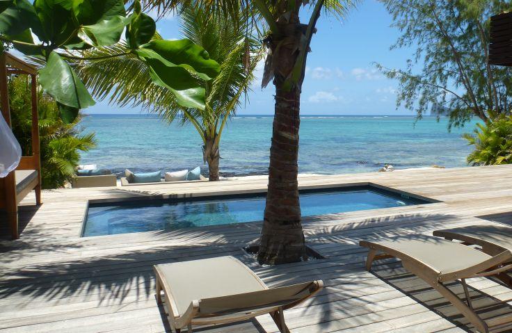 L'île Maurice autrement - Une villa sur la plage & sorties nature