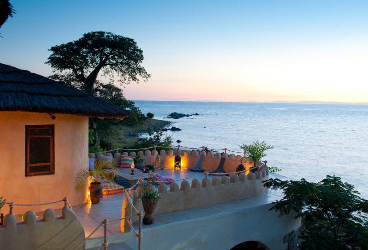 Kaya Mawa (Ndomo House) - Likoma Island - Lac Malawi - Malawi