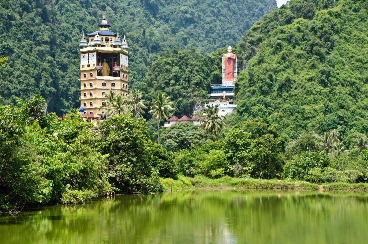 Temple Tambun - Ipoh - Malaisie