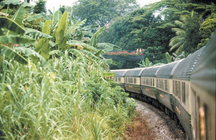Eastern & Oriental Express - Thaïlande