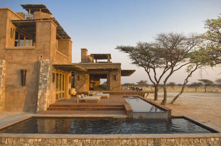 Onguma The Fort - Etosha est - Namibie