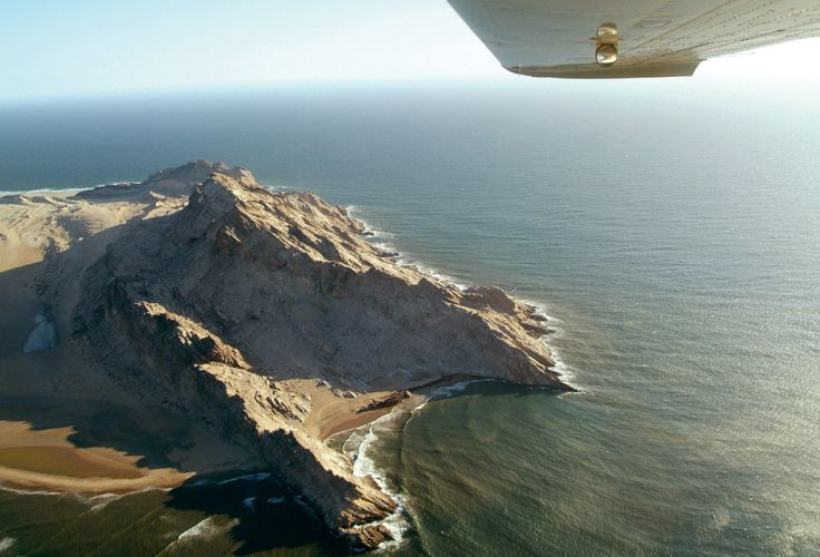 Avion Taxi - Namibie