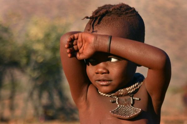 Himbas & Bushmen de Namibie