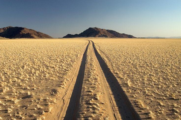 Sur Mesure en Namibie : Les chemins du gemsbok