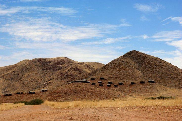 Sesriem - Namibie