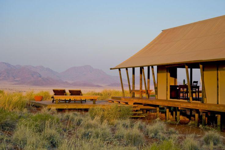 Wolwedans Dune Camp - Namib Rand Nature Reserve - Namibie