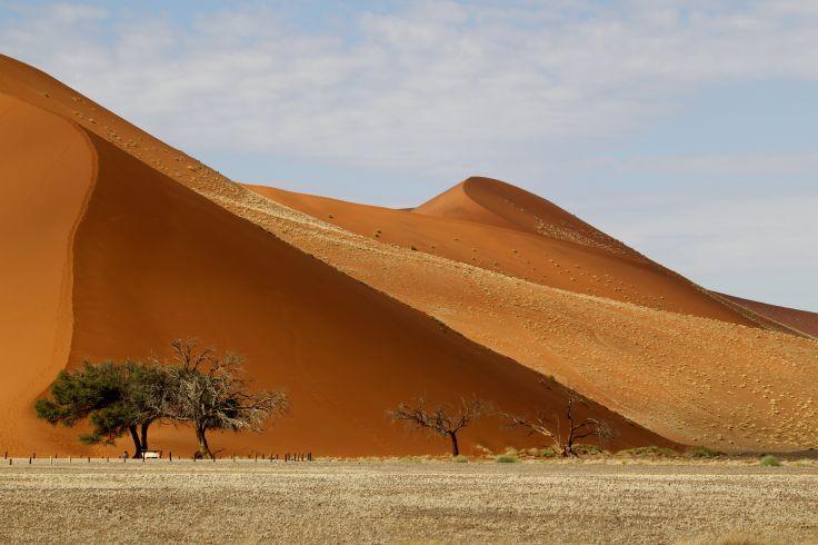 Sossusvlei - Namibie