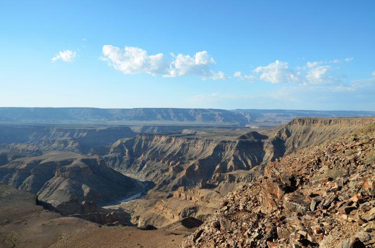 Fish River Canyon - Karas - Namibie