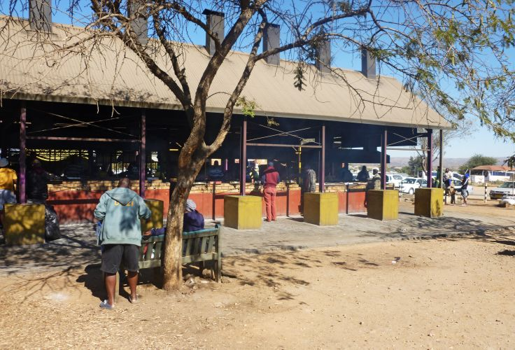 Windhoek - Région de Khomas - Namibie