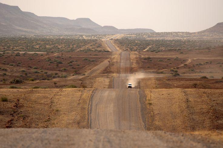 Damaraland - Namibie