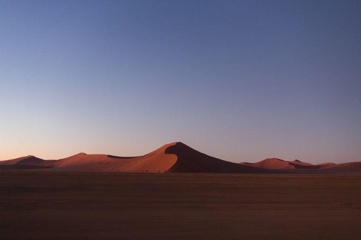 Sossusvlei - Désert du Namib - Namibie
