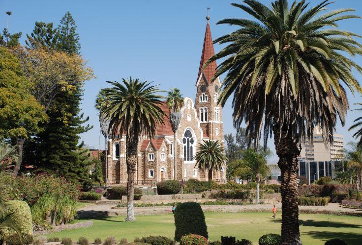 L'Église du Christ - Windhoek - Namibie