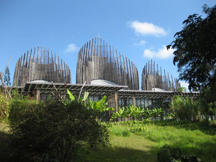 Tjibaou - Noumea - Nouvelle-Calédonie