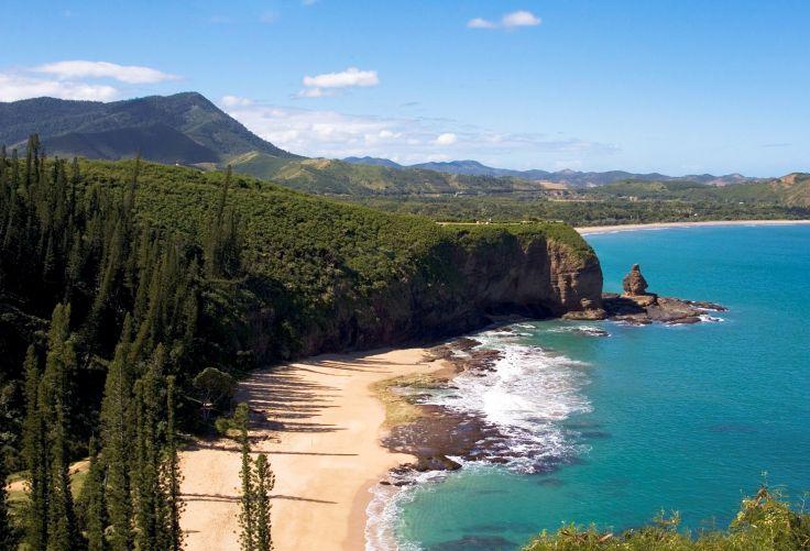 Baie des Tortues - Bourail - Nouvelle Calédonie