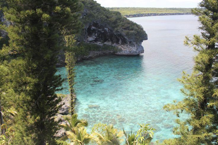 Lagon - Lifou - Îles Loyauté - Nouvelle Calédonie