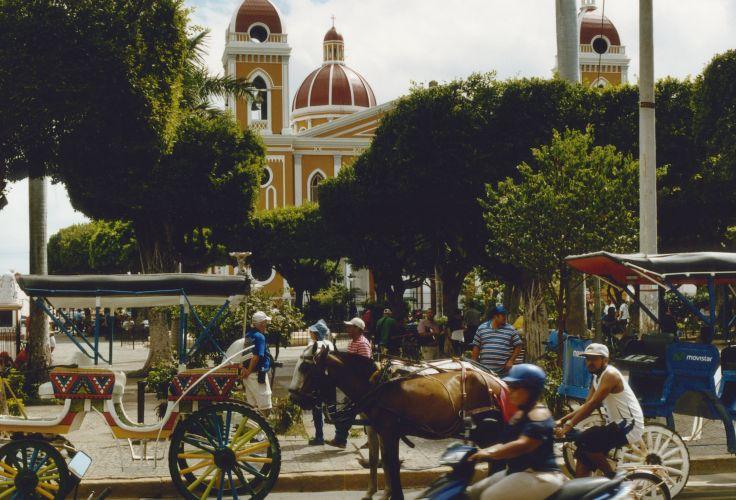 Cathédrale de Granada - Nicaragua
