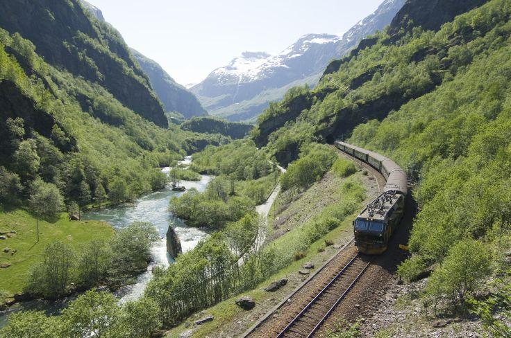 Trolls et fjords - La Norvège sans voiture !