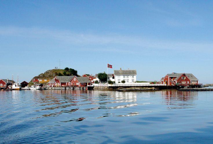 Averoy - Fjords - Norvège