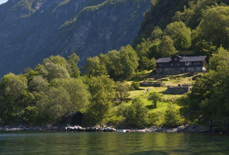 Geiranger - Norvège