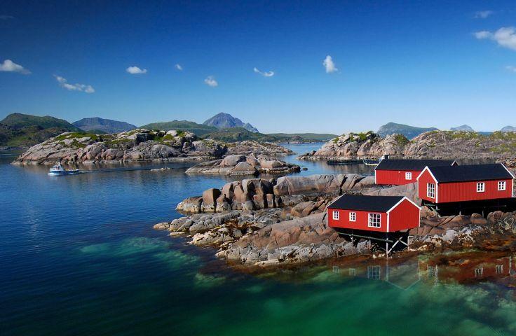Un grand bol d'air - Les îles Lofoten