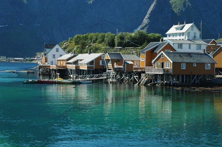 Norvège - Fjords de Norvège et îles Lofoten
