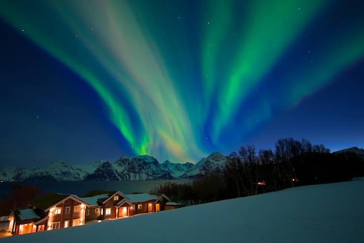 Lyngen Lodge - Olderdalen - Norvège