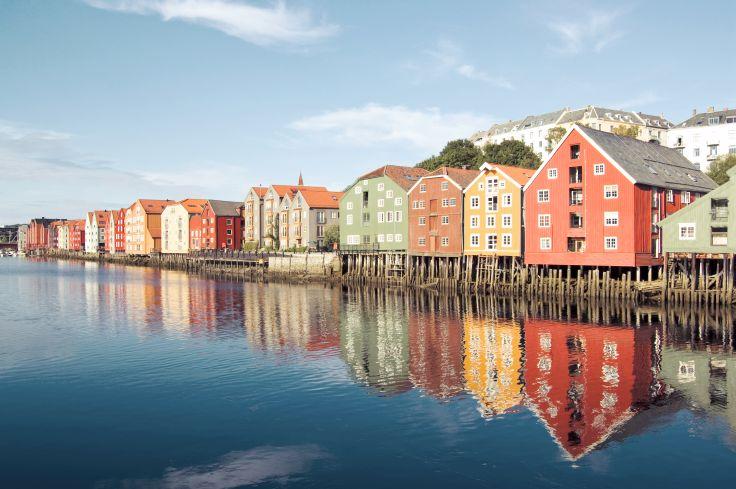 Trondheim - Norvège