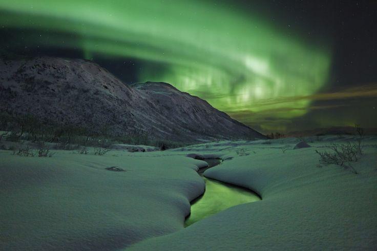 Norvège arctique - Un hiver au-delà du cercle polaire